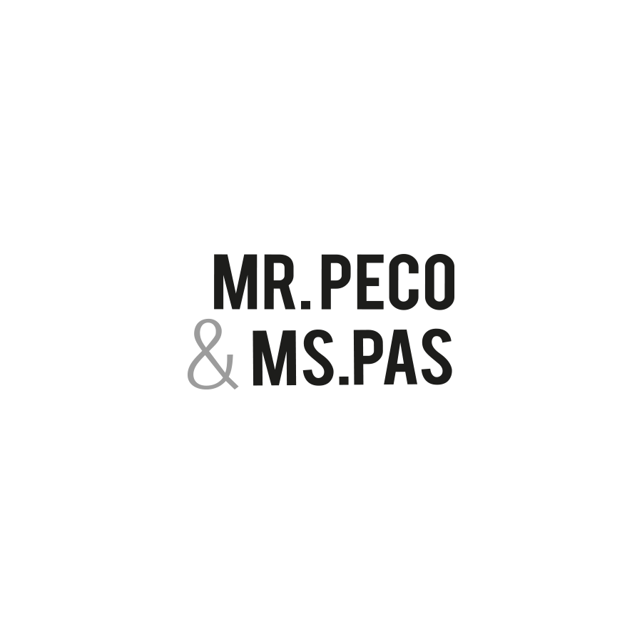 Mr.Peco & Ms.Pas